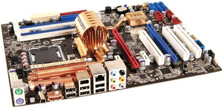 Foxconn Quantum Force Mars mobo