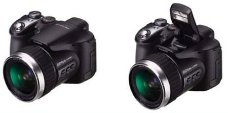 Casio's 'world's fastest' camera