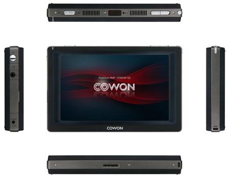 Cowon iAudio Q5