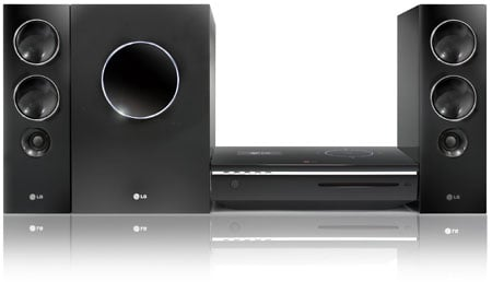 LG J10HD home cinema system