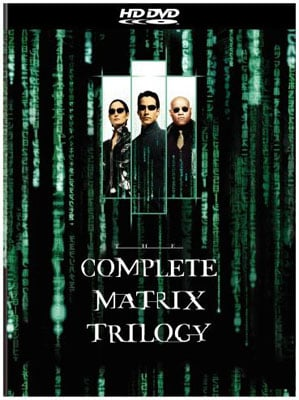 The Complete Matrix on HD DVD