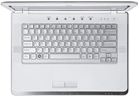 Sony Vaio CR20