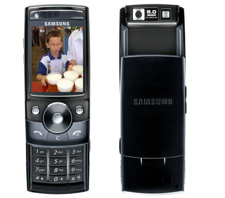 Samsung SGH-G600 mobile phone