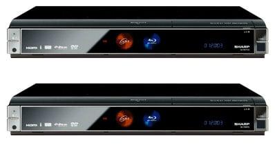 Sharp_Blu-ray_BDHDW_range
