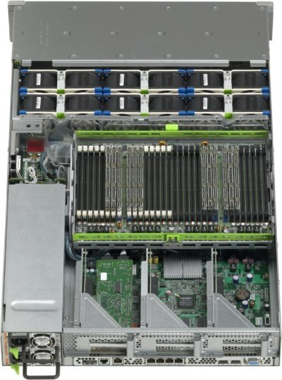 Shot of an opened X4450