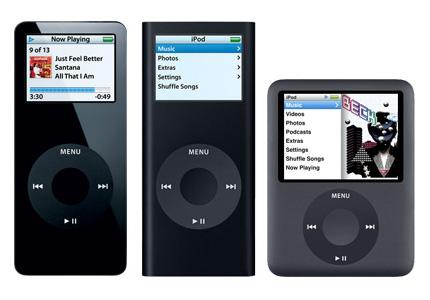 old ipod nano