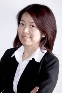 Ruckus president and CEO, Selina Lo
