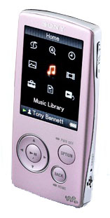 Sony Breast Cancer Walkman