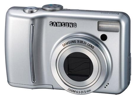 Samsung S85 digital camera