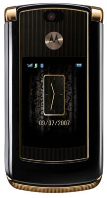 Motorola Special Edition Razr 2