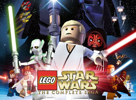 lego star wars 3 wii. Lego Star Wars: kick against