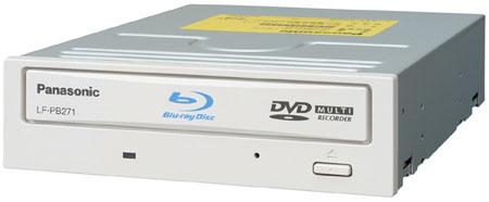 Panasonic LF-PB271 Blu-ray burner