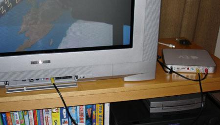 Apple TV hack - it works