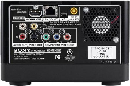 Sony_HDMS_S1D_rear