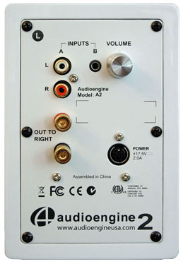 Audioengine A2s