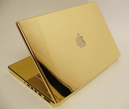 Powermax gold MacBook Pro