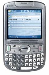 Palm's Treo 800w?