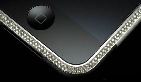 Amosu diamond iPhone