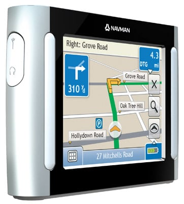 Navman S-Series S30 satnav
