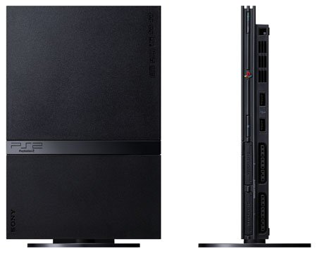 Sony slim PS2