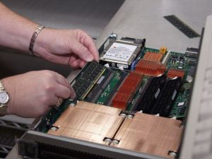 IBM JS22 Express Blade