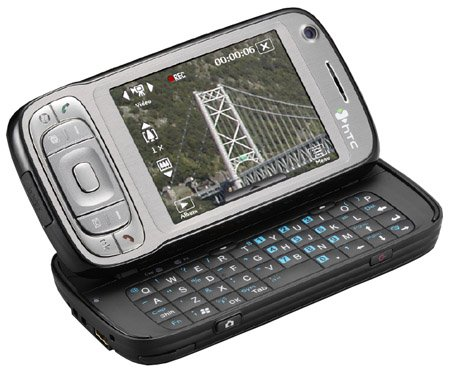 HTC TyTN II smartphone