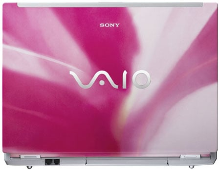 Sony 'Bloom' Vaio FZ