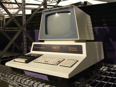 commodore PET 2001 part II