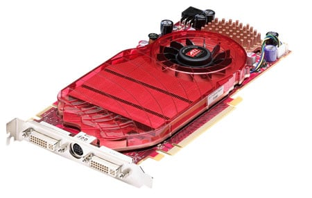 AMD ATI Radeon HD 3850