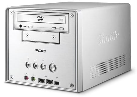 Shuttle SD3002W Linux SFF PC