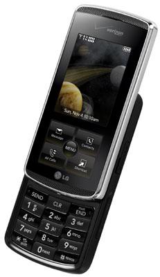 LG VX8800 Venus music phone