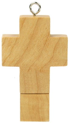 Brando wooden cross Flash