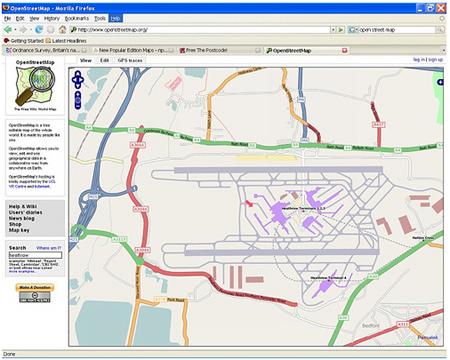 Heathrow Geograph project