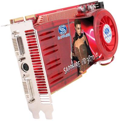 Sapphire Radeon HD 3870