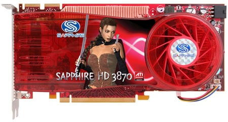 Sapphire Radeon HD 3870