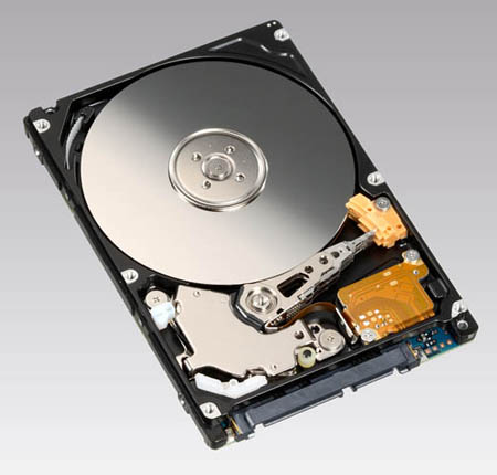 Fujitsu MHZ2-BH 320GB 2.5in HDD