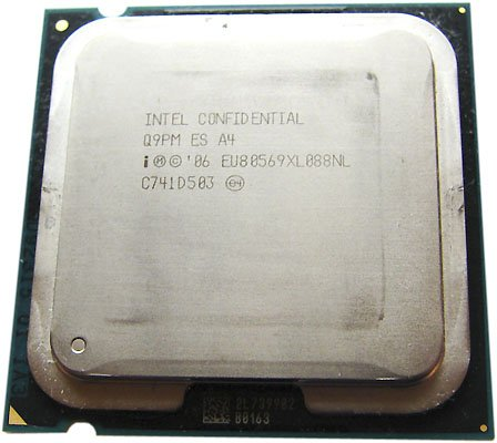 Intel Core 2 Extreme QX9