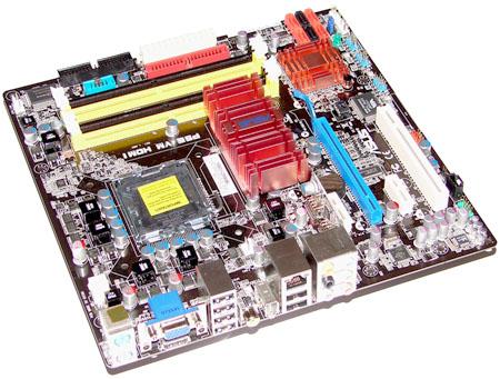 Asus' P5E-VM HDMI