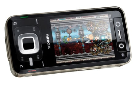 Nokia N81 smartphone
