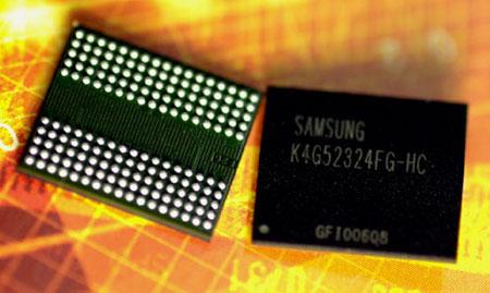 Samsung 512Mb GDDR 5