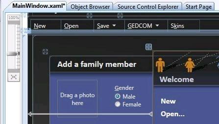 WPF designer