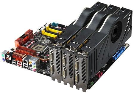 Asus P5n-T nForce 780i SLI-based mobo