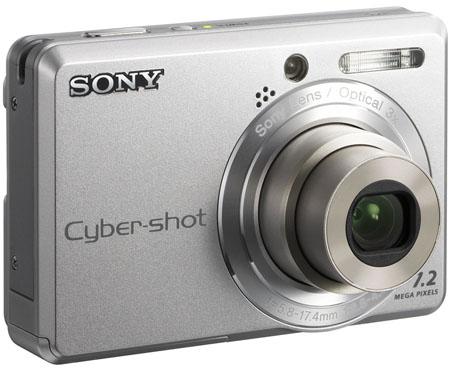 Sony Cyber-shot DSC_S730