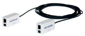 Netgear Plastic Optical Fibre Ethernet Adaptor