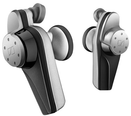 Sennheiser MXW1 wireless earphones
