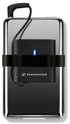 Sennheiser MXW1 wireless transmitter