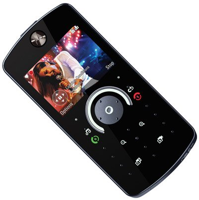 Motorola ROKR E8 mobile phone