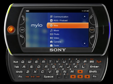 Sony Mylo 2