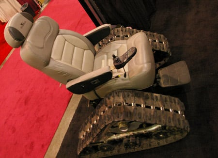 Tank Chair Mk II