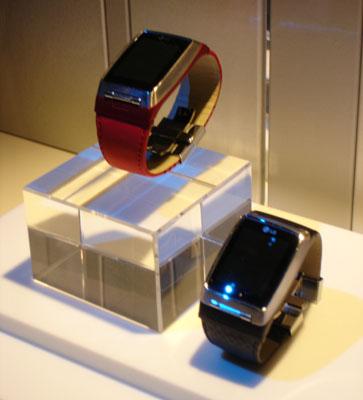 LG's hush-hush watchphone